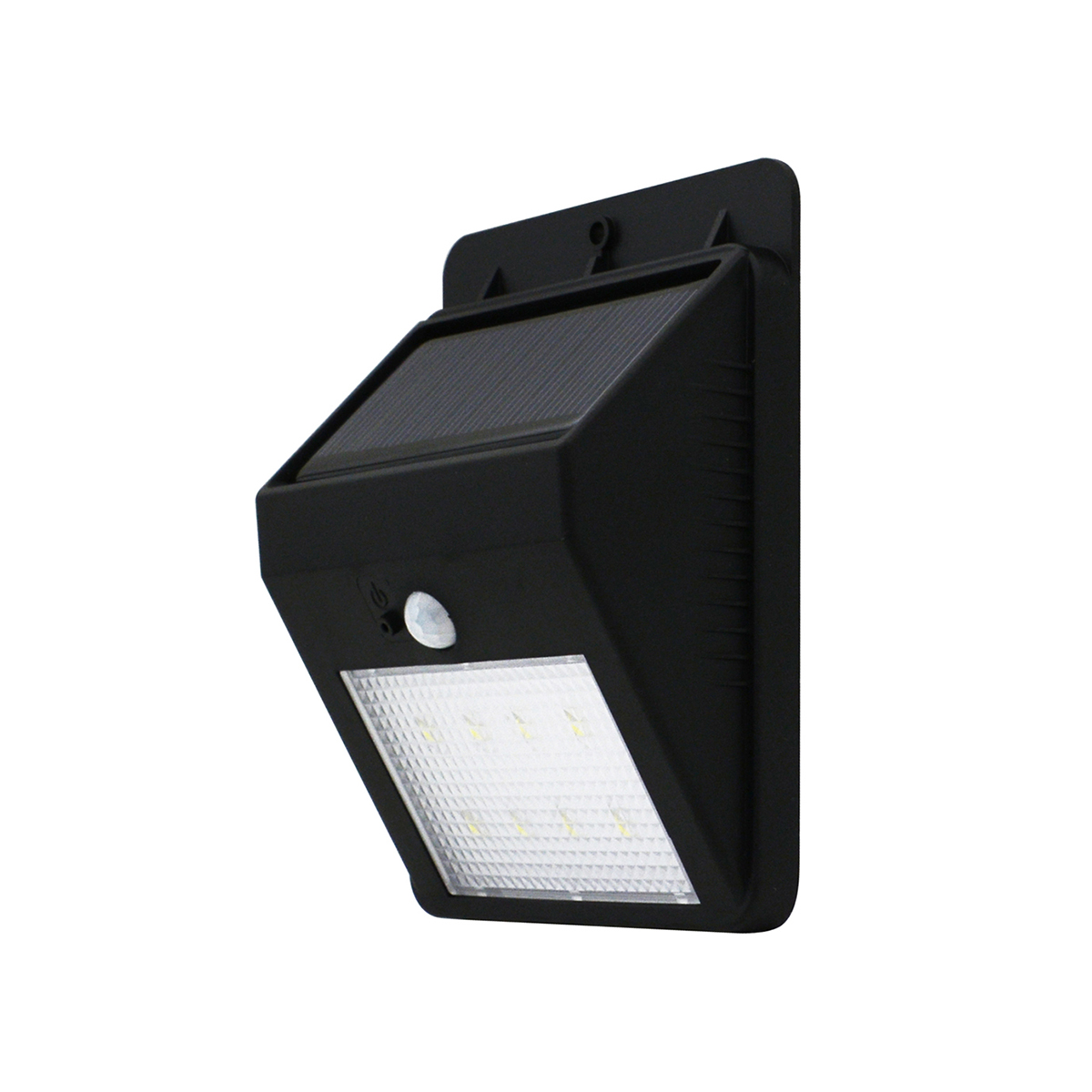 Cheap Security Lights Outdoor: 1.6W 160LM 6500K 8-LED Solar Powered Led Outdoor .,Lighting