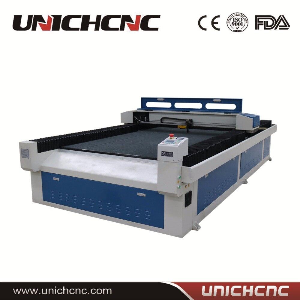 Двухлетнюю гарантию Сделано в Китае лазерная машина с ЧПУ