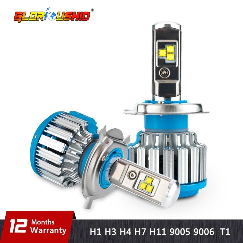 H7 LED H4 H1 H3 H11 H8 H9 9005 9006 HB4 70 Watt 7000lm Auto Scheinwerfer Nebelscheinwerfer Glühlampe Autos Scheinwerfer 6000 Karat Auto Beleuchtung