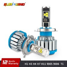 H7 LED H4 H1 H3 H11 H8 H9 9005 9006 HB4 70W 7000lm Car Headlights Front