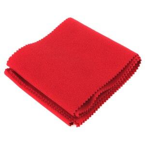الأحمر لينة النايلون القطن لوحة مفاتيح البيانو غطاء غبار لجميع 88 مفتاح البيانو أو لينة لوحة المفاتيح لوحة مفاتيح البيانو غطاء