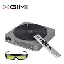 Xgimi Z4 Аврора Android проектор, Поддержка 4 К Full HD светодиодный проектор для домашнего кинотеатра Образование видеопроектор, Беспроводной LED ТВ