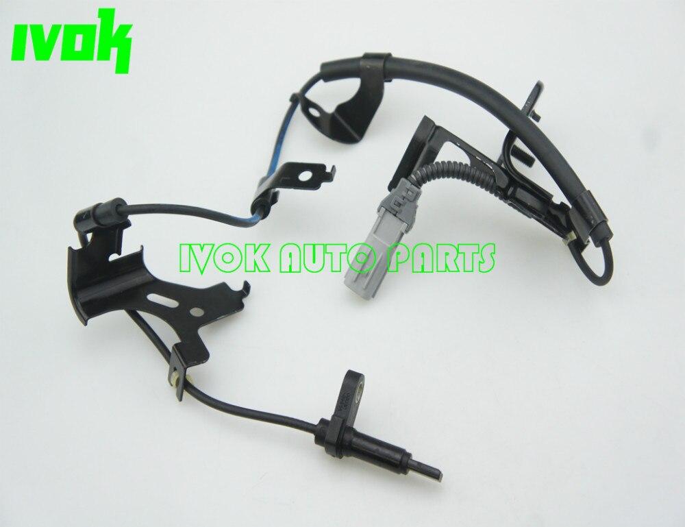 Задний левый ABS Датчик скорости колеса для Toyota Highlander Lexus RX350 89546-0E020 895460E020