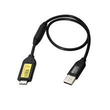 Cables de carga para cámara de SUC C3, cable de datos para Samsung ES60 ES75 PL120 PL150 ST200