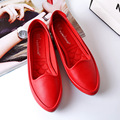 New 2016 Women Flats Shoes Slip-on Women Loafers Flats Comfort Driving Shoes Zapatos Mujer Spring Summer moccasins Flat Shoes