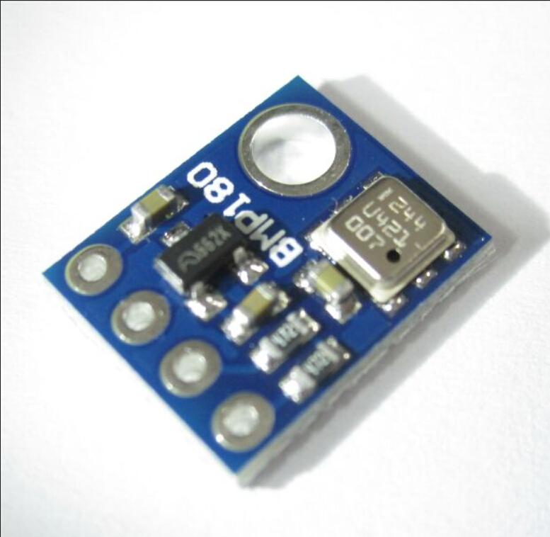 BMP180 Digital Barometric Pressure Sensor Board Module compatible with BMP085