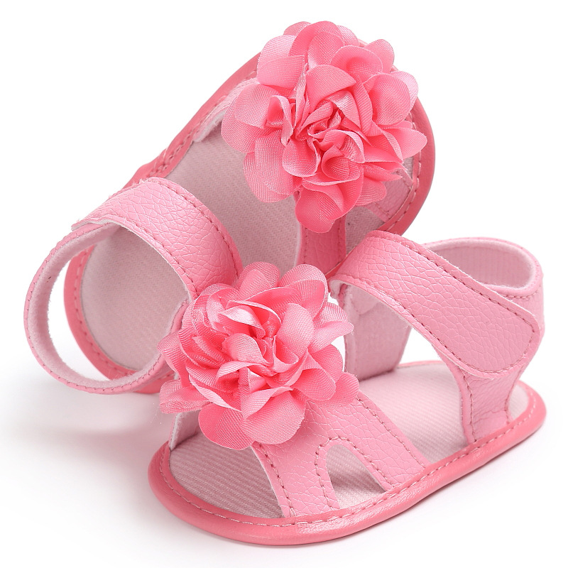 0-18M Summer Toddler Kids Baby Girl Tassel Sandals Crib Shoes Soft Sole Shoes US