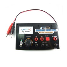 12V Power Panel W/Glow Starter Charger For RC Toys Model