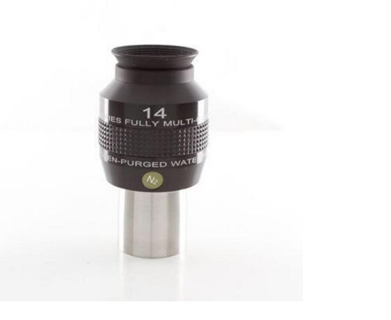 Explore Scientific 14mm 82-degree wide-angle eyepiece Crushing and waterproofing ES 82 eyepiece