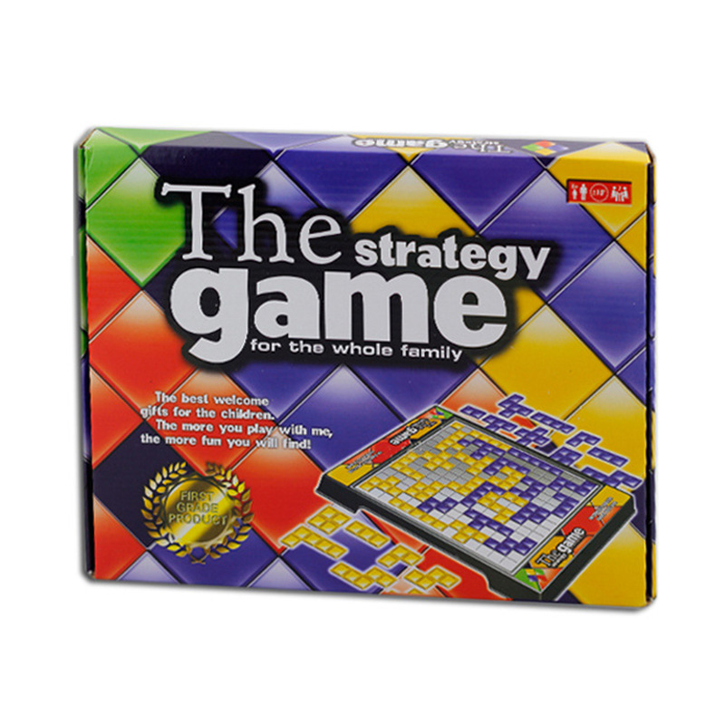 The Strategy Game Puzzle Board Game 2 Players For The Whole Family Best Game with