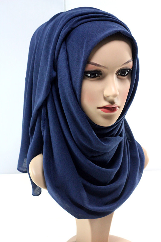 2015 fashion design 20 colors JERSEY scarf jersey shawl cotton muslim hijab  maxi 180*80cm retail in 2015 fashion design 20 colors JERSEY scarf jersey  shawl