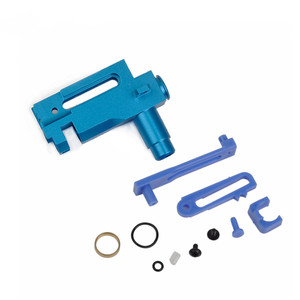 Image 4 - عنصر جديد وصول M4/AK عالية الدقة هوب حتى غرفة التصنيع باستخدام الحاسب الآلي الألومنيوم AEG Airsoft سلسلة GB02202