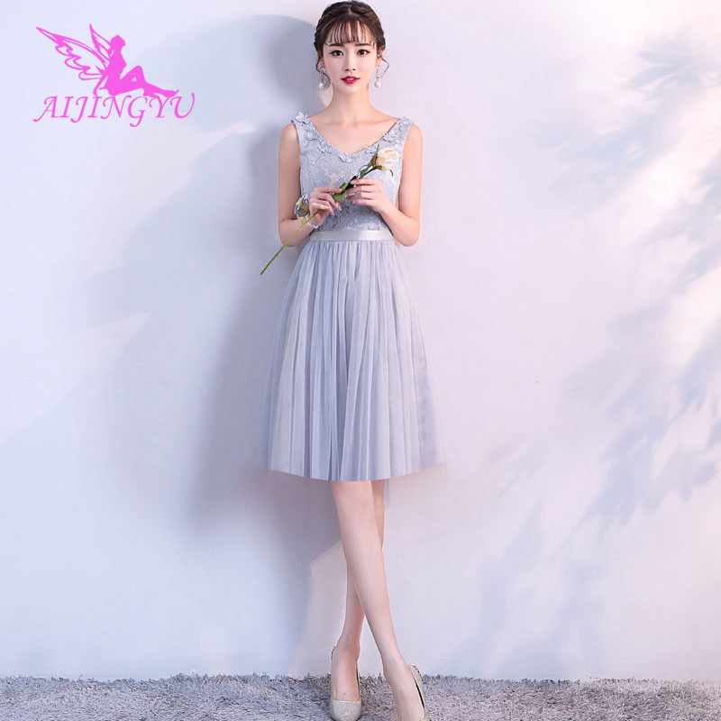 AIJINGYU 2018 fashion women s gown prom dress plus size bridesmaid dress  BN923. US  21.10. 2018 new bridesmaid dresses elegant dress for wedding  party BN487 9794ec9b691e