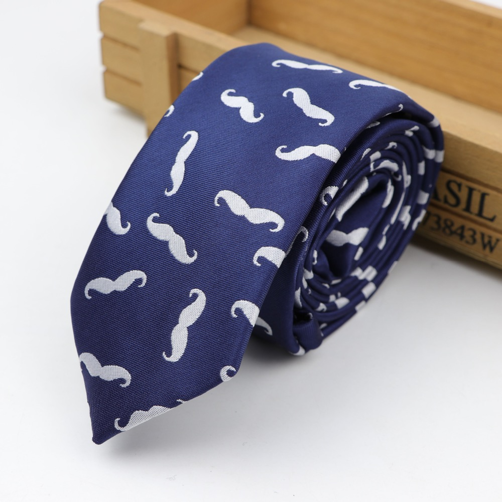 Polyester Mustache Neck Tie Set For Men Slim Necktie Bow Tie Hankerchief Suit Tie Bowties Pocket Square Cravat Corbatas