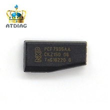 20 Pcs PCF7935AA Transponder Chip ID44 Crypto Chip PCF7935AS Vervangen Door PCF7935AA Auto Transponder