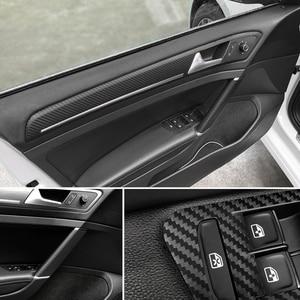 Image 2 - 30x127cm 3D Carbon Fiber Vinyl Film Car Stickers Waterproof Car Styling Wrap Auto Vehicle Detailing Car Accessories Motorcycle