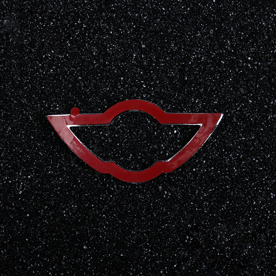 Image 3 - Car Styling Diamond Steering Wheel Wing Emblem Badge Decal Trim for MINI Cooper One Countryman R54 F55 F56 F60 R55 R56 R60 R61-in Interior Mouldings from Automobiles & Motorcycles