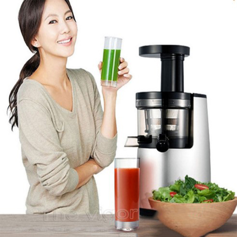 2nd Generation 100 Original HUROM Elite HH SBF11 Blender Slow Juicer Fruit Vegetable Citrus Juice Extractor