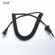 СДЕЛАЙ САМ 6-Штекерн. в MH-67A8J руке линия микрофон для Yaesu VX2108 VX2208 VX2508 новый черный