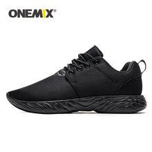 Мужская Спортивная обувь onemix 2020 кроссовки для бега на открытом
