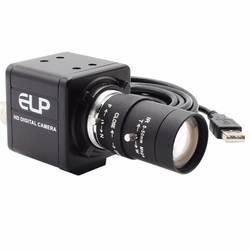 CS крепление варифокальный мм 6-60 мм звездный свет Низкое освещение Sony imx322 2MP Full HD 1080p веб-камера UVC OTG USB камера с мини-чехлом