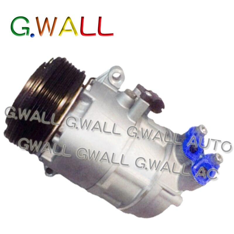 CSV613 Car AC Compressor For Car BMW 3 E46 316i For Car BMW X3 E83 For Car BMW Z4 1998 2010 64509182795 64526918751 64526908660