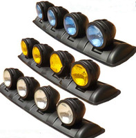 Great wall Hover M2 H4 H5 H3 type LED lights roof lights,daytime running lamps,DRL SUV car dome light spotlights Dimmable