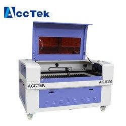 Fabryka sprzedaż bezpośrednia pcv/akryl/MDF/papier/drewna arkuszy Co2 maszyna do cięcia laserowego 130*90