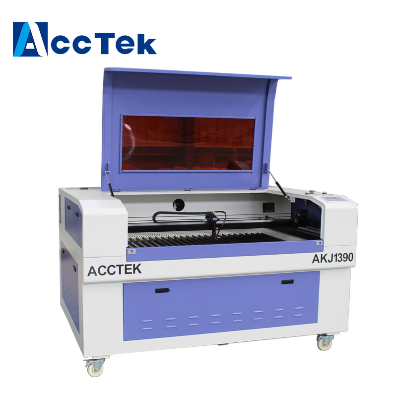 Factory Direct Sell PVC/Acrylic/MDF/Paper/Wood Sheets Co2 Laser Cutting Machine 130*90Factory Direct Sell PVC/Acrylic/MDF/Paper/Wood Sheets Co2 Laser Cutting Machine 130*90