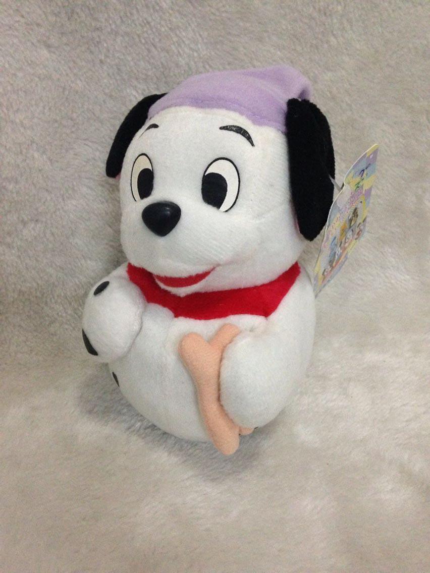 ჱ101 Dálmatas perro punto cachorro animal lindo juguete de peluche ...