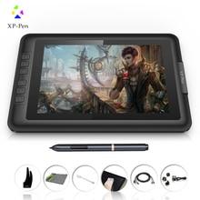 "XP-Pluma Artist10S 10.1 ""IPS Monitor Pen Tableta de Dibujo de Gráficos Pen Display con Kit de Limpieza y Dibujo Guante (negro)"
