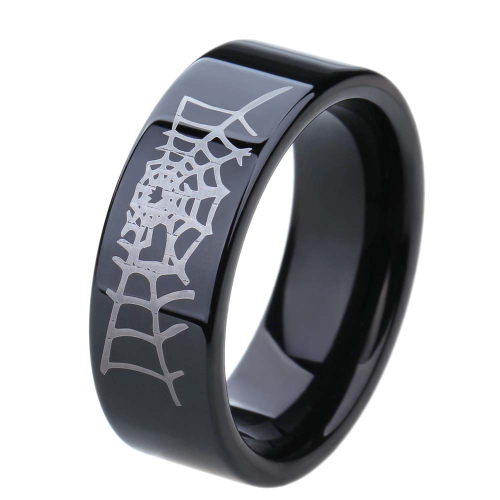 Online buy wholesale spider ring from china spider ring for Spider man wedding ring