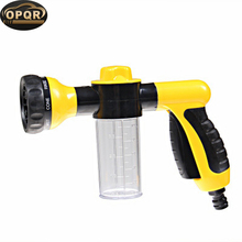 цены High Pressure Cleaning Home Car Washing Foam Gun Auto Car Foam Water Gun Car Washer Gun gardening watering
