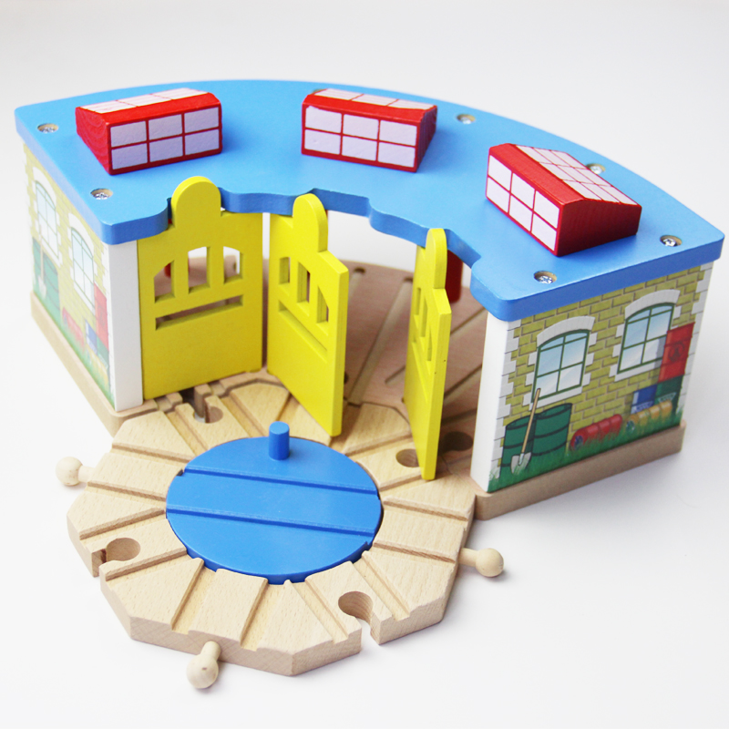 edwone 3 door timmouth room garage parking house train station Parking Space edwone 3 door timmouth room garage parking house train station wooden train track railway accessory thomas s toy gifts for kids in diecasts toy vehicles