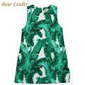 Bear Leader Girls Dress 2016 Brand Princess Dresses Sleeveless European and American Style Design Children Clothing Gril Clothes
