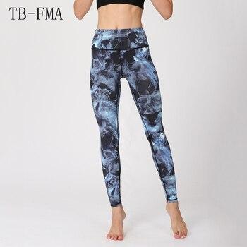 Yoga Pants Women Widen Waist Dance Fitness Leggings Compression Athletic Sport Leggings Running Leggings Tights Female Trousers 1