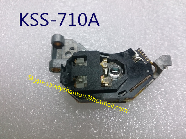 Oringal Nova KSS-710 KSS-710A KSS710A KSS710 SONY Lente Laser Optical Pickup Car CD único disco caso para Chrysler Volvo