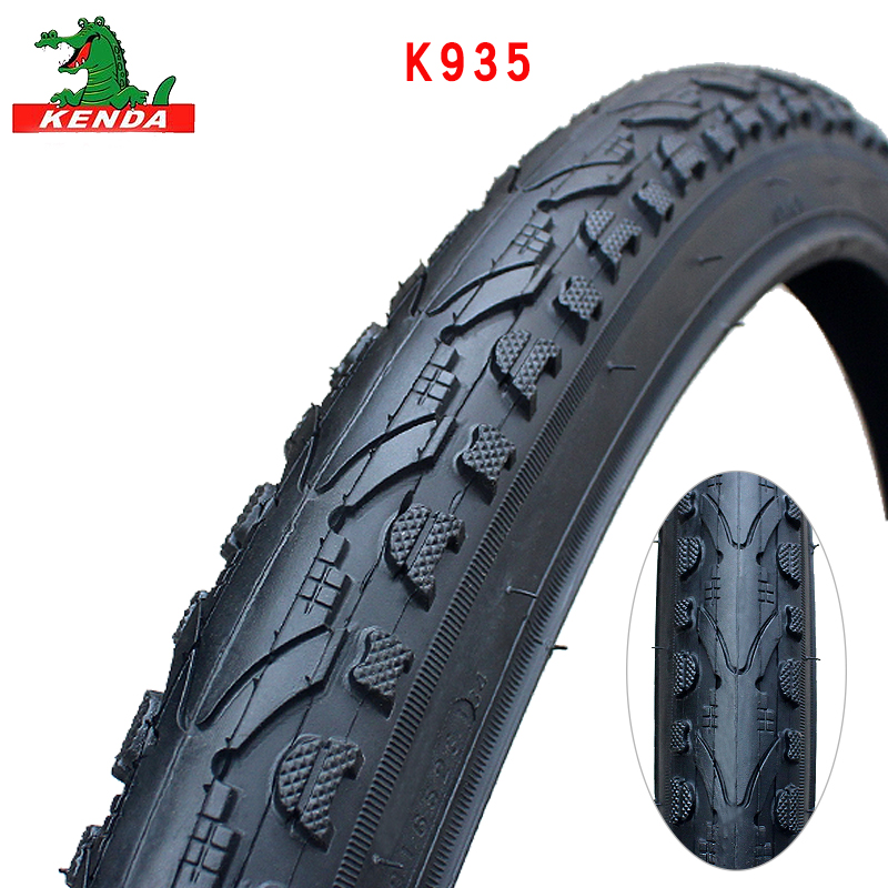 KENDA bicycle tire K935 Steel wire tyre 16 20 <font><b>24</b></font> 26 inches 1.5 1.75 <font><b>1.95</b></font> 700*35 38 40 45C 26*1-3/8 mountain bike tires parts image