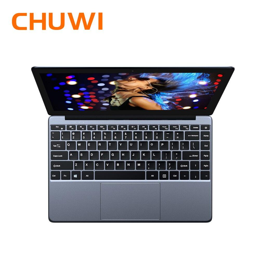 D'origine CHUWI LapBook SE 13.3 Pouces Quad Core Windows10 intel Gemini-Lac N4100 4 GO de RAM 160 GB ROM m.2 SSD extension