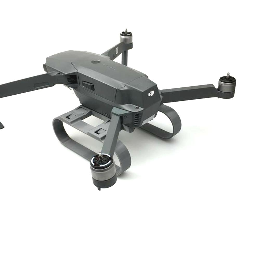 HOBBYINRC paaugstināts izkraušanas rīks pagarināts pagarināts atbalsts droša nolaišanās kronšteina aizsargs DJI Mavic Pro drone piederumiem