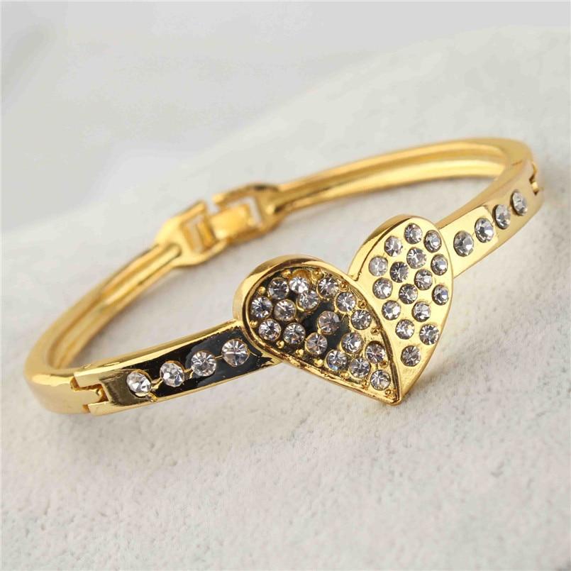 2015 New Style Wedding Jewelry 14k Gold Plated Fashion ...