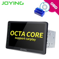 Joying 2GB 32GB HD Touch Screen 10 Android 5 1 Car Radio Stereo HU Steering Wheel