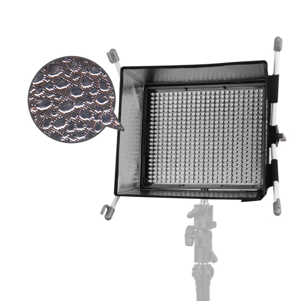Aputure Softbox Easy EZ + Grip Box Diffuser Kit for Amaran LED AL-528 & HR-672 Lights