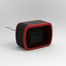 MinF01-3, бесплатная доставка, 500 Вт, небольшой Портативный вентилятор Мини настольный нагреватель Тепло Сразу при включении Европа VDE Plug