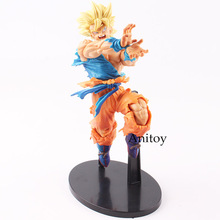Dragon Ball Z Action Figure BWFC Goku DXF Black Zamasu Vegetto Saiyan Gogeta Son Gohan Cell BWFC Trunks Badac Colletible Toy