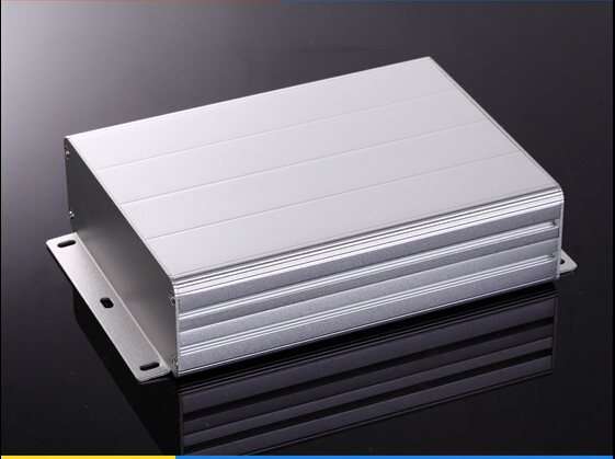 Aluminum enclosure 122X45X150mm project electrical PCB box splitted case DIY wall mounting electronics enclosure NEW