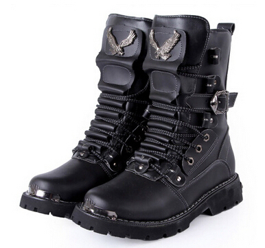 Cheap Mens Motorcycle Boots