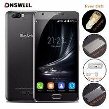 Nueva blackview mtk6737 a9 pro smartphone quad core 4g celular teléfono de 5.0 pulgadas IPS HD 2 GB + 16 GB Android7.0 Trasero de Doble Cámara de móvil teléfono