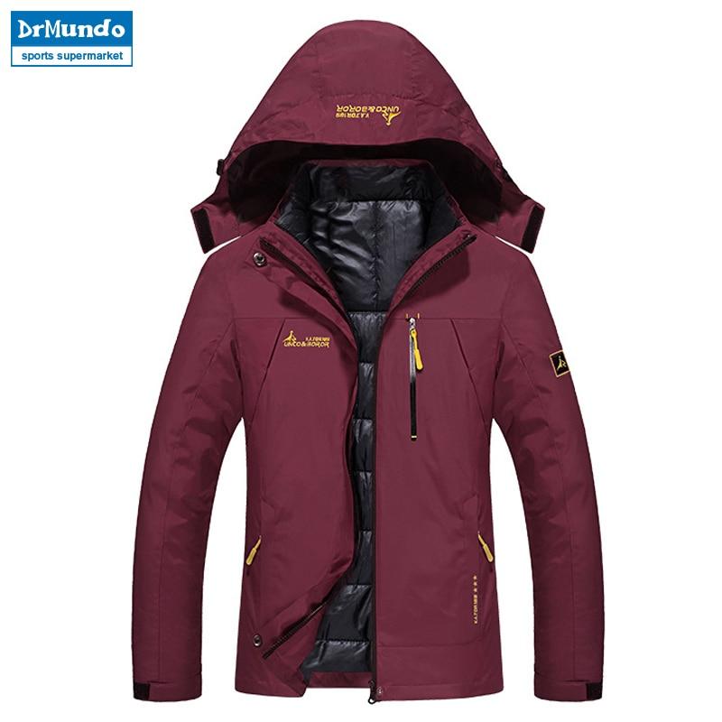 Ski Jacket Women Waterproof Snow Jacket Thermal Coat For Outdoor Mountain Skiing Snowboard Jacket Plus Size