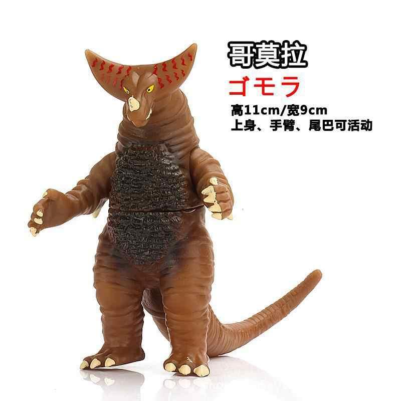 12-18 centímetros animação ultraman monstro brinquedo caráter Gomora Rei Vermelho Eleking Melba Kaiju action figure PVC modelo de série boneca